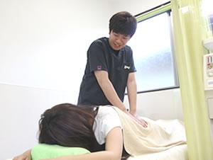 藤枝市 坂本接骨院・鍼灸院の産後の骨盤矯正の写真01