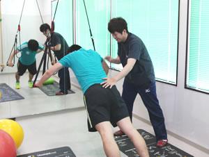 藤枝市 坂本接骨院・鍼灸院の頭痛や肩こりの予防トレーニング