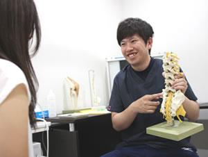 藤枝市 坂本接骨院・鍼灸院のスポーツ外傷の治療写真02